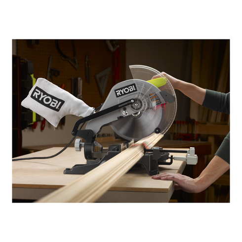 how to change cutting angle on ryobi 5030